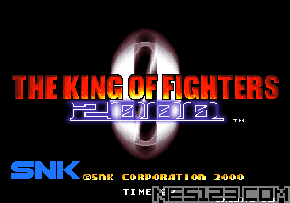 The King of Fighters '2000