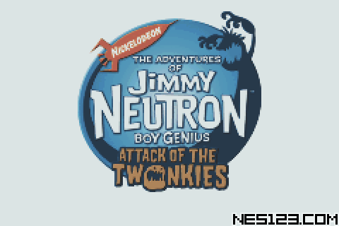 Adventures Of Jimmy Neutron Boy Genius, The - Attack Of The Twonkies
