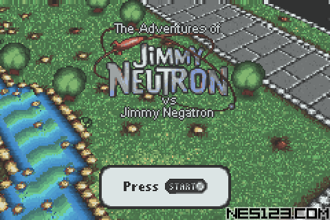 Adventures Of Jimmy Neutron Boy Genius Vs. Jimmy Negatron, The