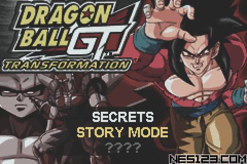 Dragon Ball Gt - Transformation
