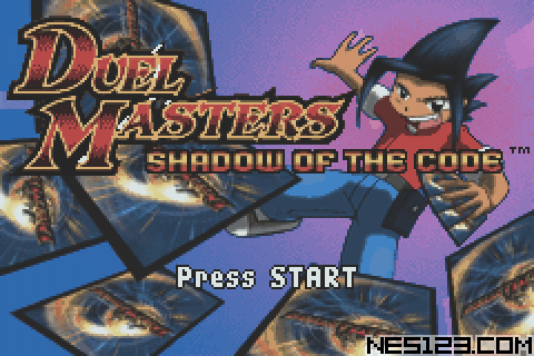Duel Masters - Shadow Of The Code