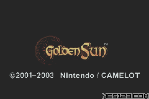 Golden Sun - The Lost Age