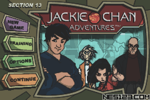 Jackie Chan Adventures - Legend Of The Darkhand