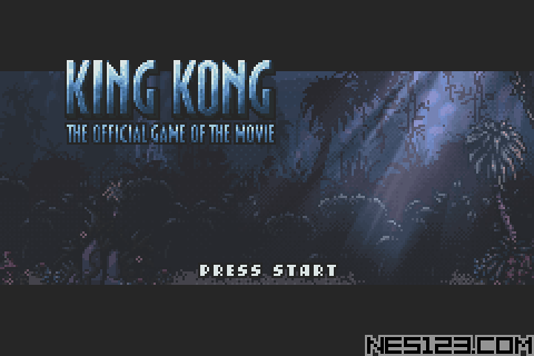 King Kong - The Official Game Of The Movie