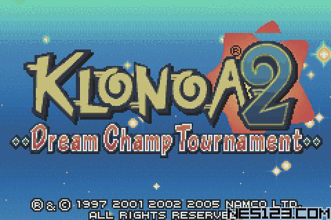 Klonoa 2 - Dream Champ Tournament