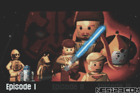 Lego Star Wars - The Video Game
