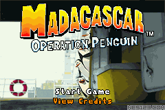 Madagascar - Operation Penguin