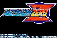 Megaman Zero 1-4