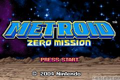 Metroid - Zero Mission