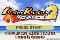 Monster Rancher Advance 1-2