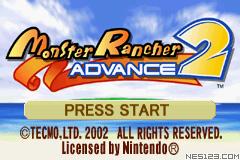 Monster Rancher Advance 1-2