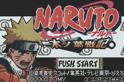 Naruto - Konoha Senki
