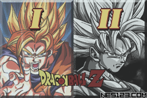 2 Games In 1 - Dragon Ball Z - The Legacy Of Goku I And II