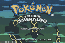 Pokemon-Emerald Version