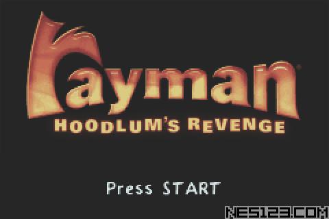 Rayman - Hoodlum's Revenge
