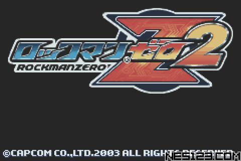 Rockman Zero 2