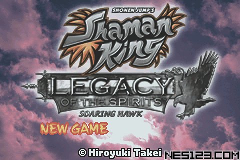 Shaman King - Legacy Of The Spirits