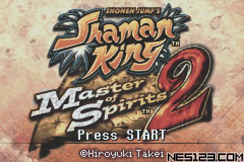Shaman King - Master Of Spirits 2