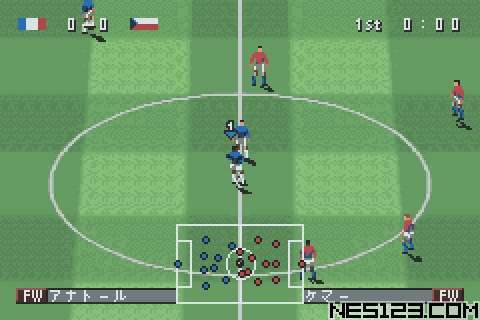 Ui-Ire - World Soccer Winning Eleven