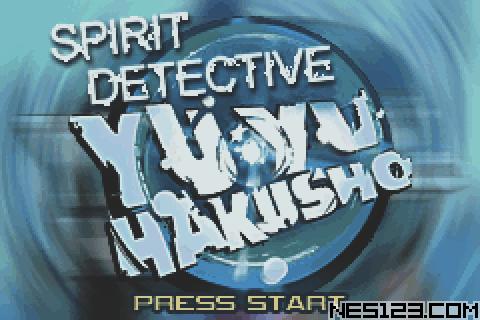 Yu Yu Hakusho - Ghostfiles - Spirit Detective