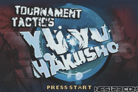 Yu Yu Hakusho - Ghostfiles - Tournament Tactics