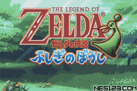 Zelda No Densetsu - Fushigi No Boushi