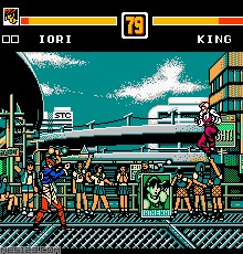 King of Fighters 96, The
