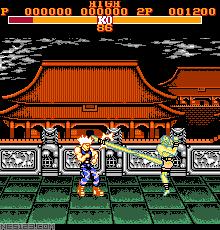 Mari Street Fighter III Turbo