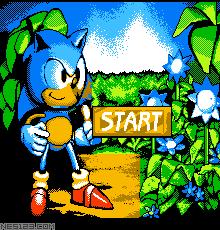 Sonic 3D Blast 6