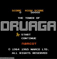 Tower of Druaga