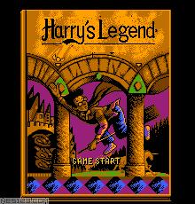 Harri's Legend