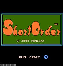 Short Order - Eggsplode