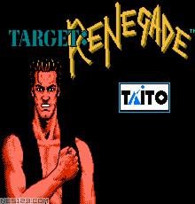 Target - Renegade