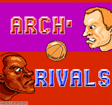 Arch Rivals-A Basket Brawl!