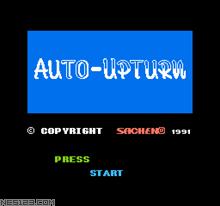 Auto-Upturn