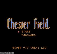 Chester Field - Ankoku Shin heno Chousen