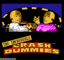 Incredible Crash Dummies The