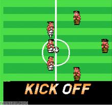 Kunio Kunno Nekketsu Soccer League