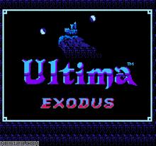 Ultima-Exodus