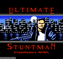 Ultimate Stuntman