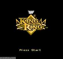 WWF King of the Ring