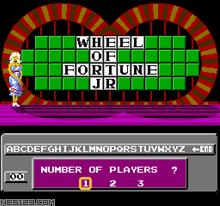 Wheel of Fortune Junior Edition