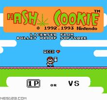 Yoshi Hash Cookie