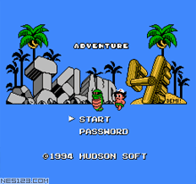 Adventure Island IV