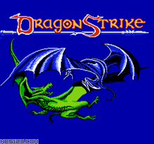 Advanced Dungeons And Dragons-Dragon Strike