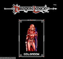 Advanced Dungeons And Dragons-Heroes of the Lance