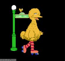 Big Bird's Hide And Speak