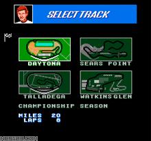 Bill Elliott's NASCAR Challenge