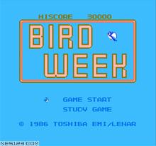 Bird Week