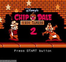 Chip 'n Dale's Rescue Rangers 2